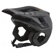 FOX - Dropframe Pro Sideswipe Black/Gold MIPS™ Helmet