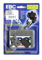 EBC - Disc brake pads for Hope Tech X2 [CFA327 Green]