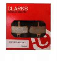 Clarks - VRX834 PRO Disc Brake Pads for Avid Code