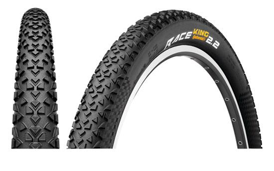 "Continental Race King 26"" Tire"