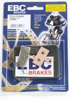 EBC - Disc brake pads for Shimano XTR, XT, SLX, ALFINE [CFA614HH Gold]