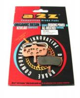A2Z - Disc brake pads for Avid Code 2007-2010 AZ-295S
