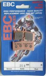EBC - Disc brake pads for Grimeca S-12 [CFA359HH Gold]