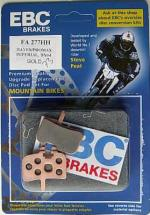 EBC - Disc brake pads for Hayes MX1, MAG, HFX9 and Promax [CFA277HH Gold]
