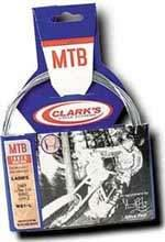 Clarks - Galvanized Derailleur Inner Cable - W5056