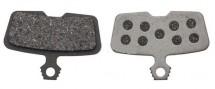 EBC - Disc Brake Pads for Avid Code 2011-2012 [CFA616R Red]