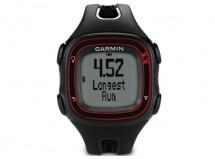 Garmin - Forerunner 10 Running watch (Black/Red)