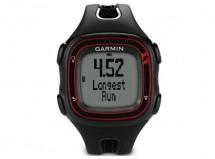 Garmin - Forerunner 10 Running watch (Black/Red)