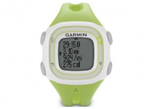 Garmin - Forerunner 10 Running watch (Green/White)