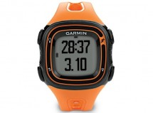Garmin - Forerunner 10 Running watch (Black/Orange)