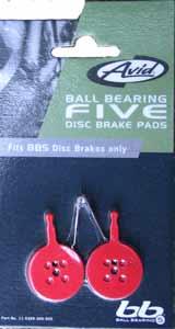 Avid BB5 brake pads