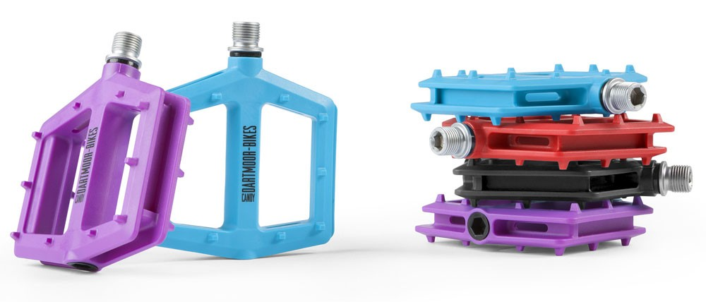 Dartmoor Candy Pro Pedals