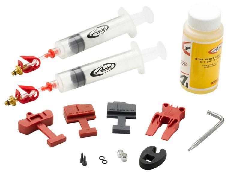 Avid Hydraulic brakes bleed kit [00.5315.017.000]]