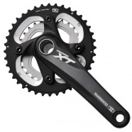Shimano - XT M785 10 Speed Double Chainset