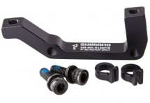 Shimano - Disc Brake Adapter SM-MA-R180P/S 180mm Rear IS/PM