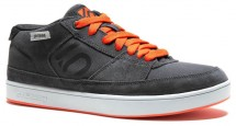 FIVE TEN - Spitfire Dark Grey Orange Shoe
