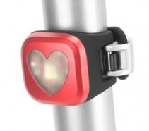 Knog - Blinder 1 Heart USB Rear Light