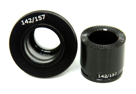 NS Bikes Rotary Cassette Hub Cones (End Caps)