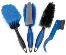 Park Tool - Park Tool Bike Cleaning 4 Brush Set BCB-4.2