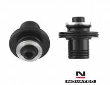 Novatec - Side caps D771SB front axle QR adapters