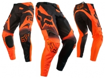 FOX - Spodnie 360 Shiv Orange [2016]