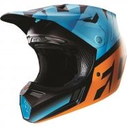 FOX - V3 Shiv Aqua Helmet [2016]