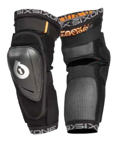 SixSixOne Rage Hard Knee Guard