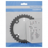 Shimano - XT FC-T780 Chainring for 3x10 Crankset