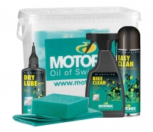 MOTOREX - Bike Cleaning Kit
