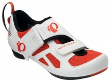 Pearl Izumi - Tri Fly V Shoes Mandarin Red