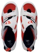 Pearl Izumi Tri Fly V Shoes Mandarin Red