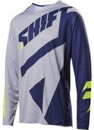 Shift - 3lack Mainline Grey Jersey