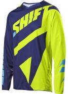 Shift - 3lack Mainline Yellow Jersey