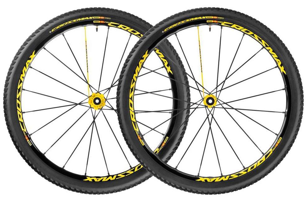 1ce76971101 Mavic - Crossmax SL Pro LTD Wheelset [2016] - 26bikes.com Shop