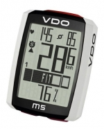 VDO - Cycle Computer M5 WL D3 Wireless with cadence and heart rate monitor