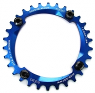A2Z Narrow Wide Chainring + bolts
