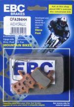 EBC - Disc brake pads for Avid Juicy, BB7 [CFA394HH Gold]