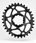 AbsoluteBlack - Sram Oval Boost148 Traction Chainring