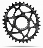 AbsoluteBlack OVAL Cinch Traction Chainring