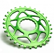 AbsoluteBlack - OVAL Cinch Traction Chainring