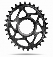 AbsoluteBlack - Race Face OVAL BOOST Cinch Chainring