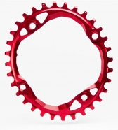 AbsoluteBlack - 104/ 64 BCD Oval Chainring