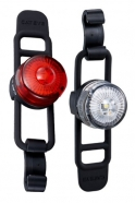 Cateye - SL-LD140RC-R LOOP 2 / SL-LD140RC-F LOOP 2 Lamp Set