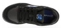 FIVE TEN Freerider Black Shock Blue 5312 Shoe