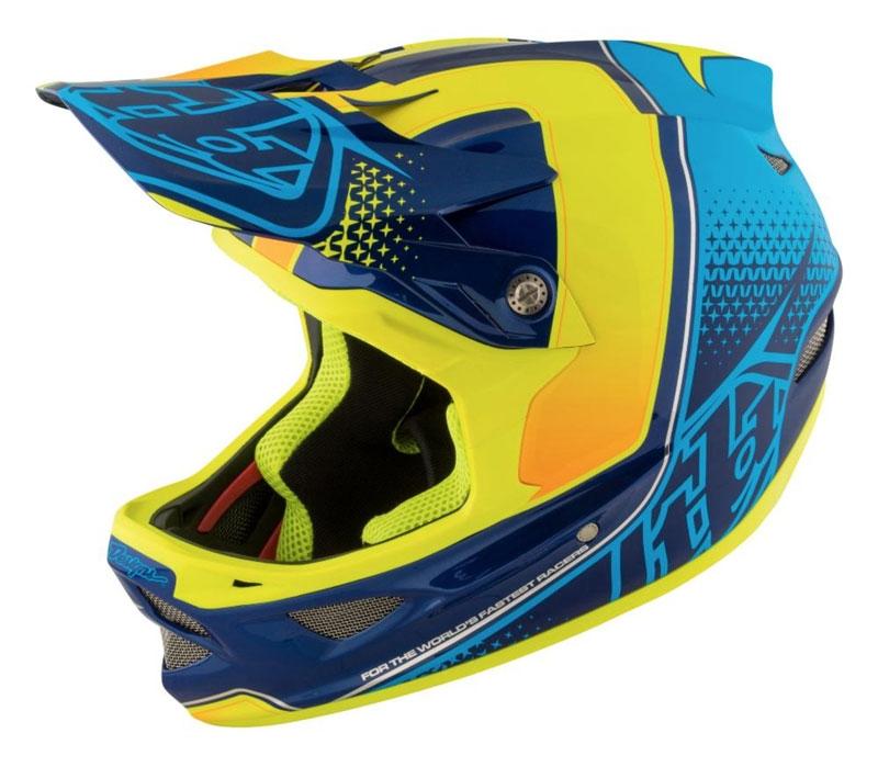 Troy Lee Designs D3 Starburst Helmet