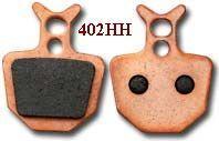 EBC - Disc brake pads for Formula ORO [CFA402HH Gold]