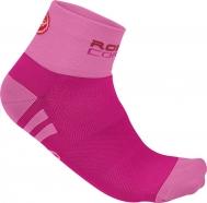 Castelli - Rosa Corsa W Socks