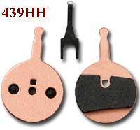 EBC - Disc brake pads for Avid BB5 [CFA439HH Gold]