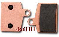 EBC - Disc brake pads for Hayes Stroker Ryde [CFA466HH Gold]