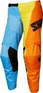 Shift - Whit3 Tarmac Orange Blue Junior Pants